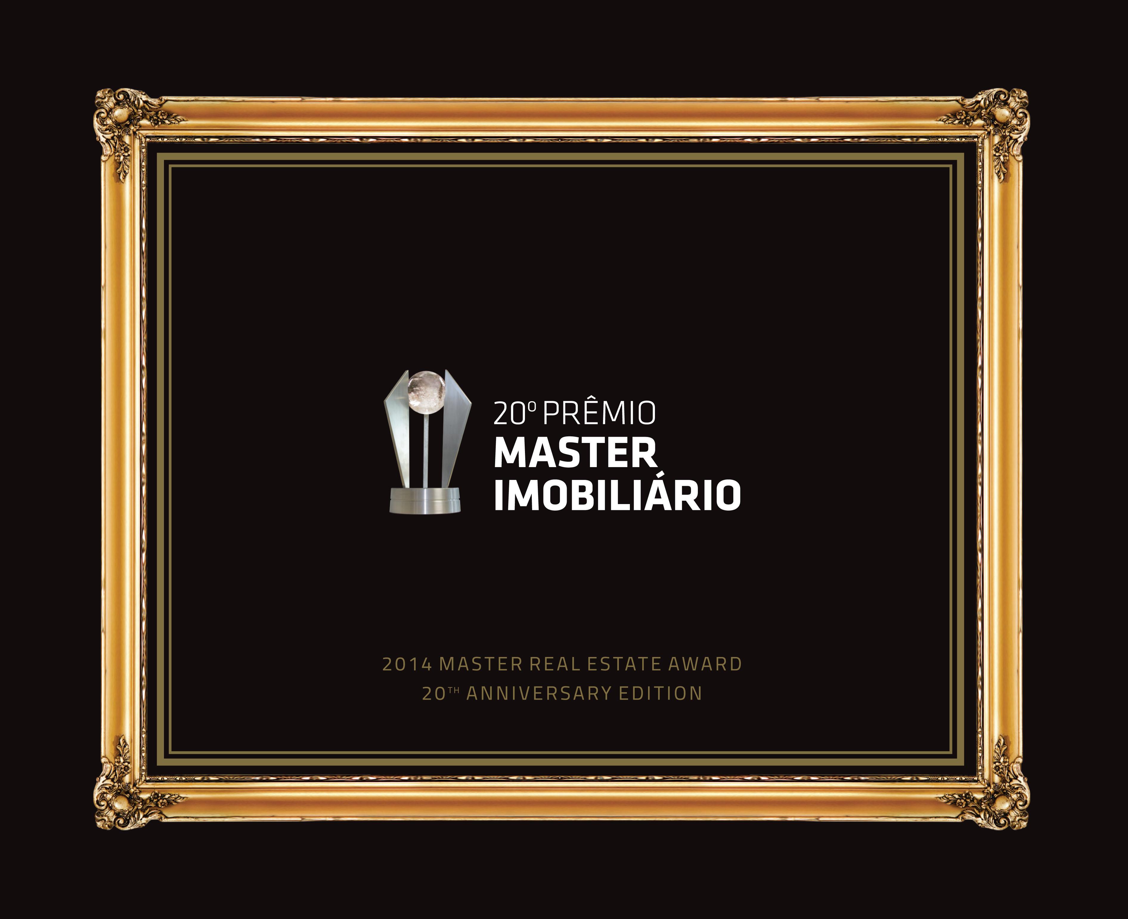 Revista - Pr�mio Master Imobili�rio 2014