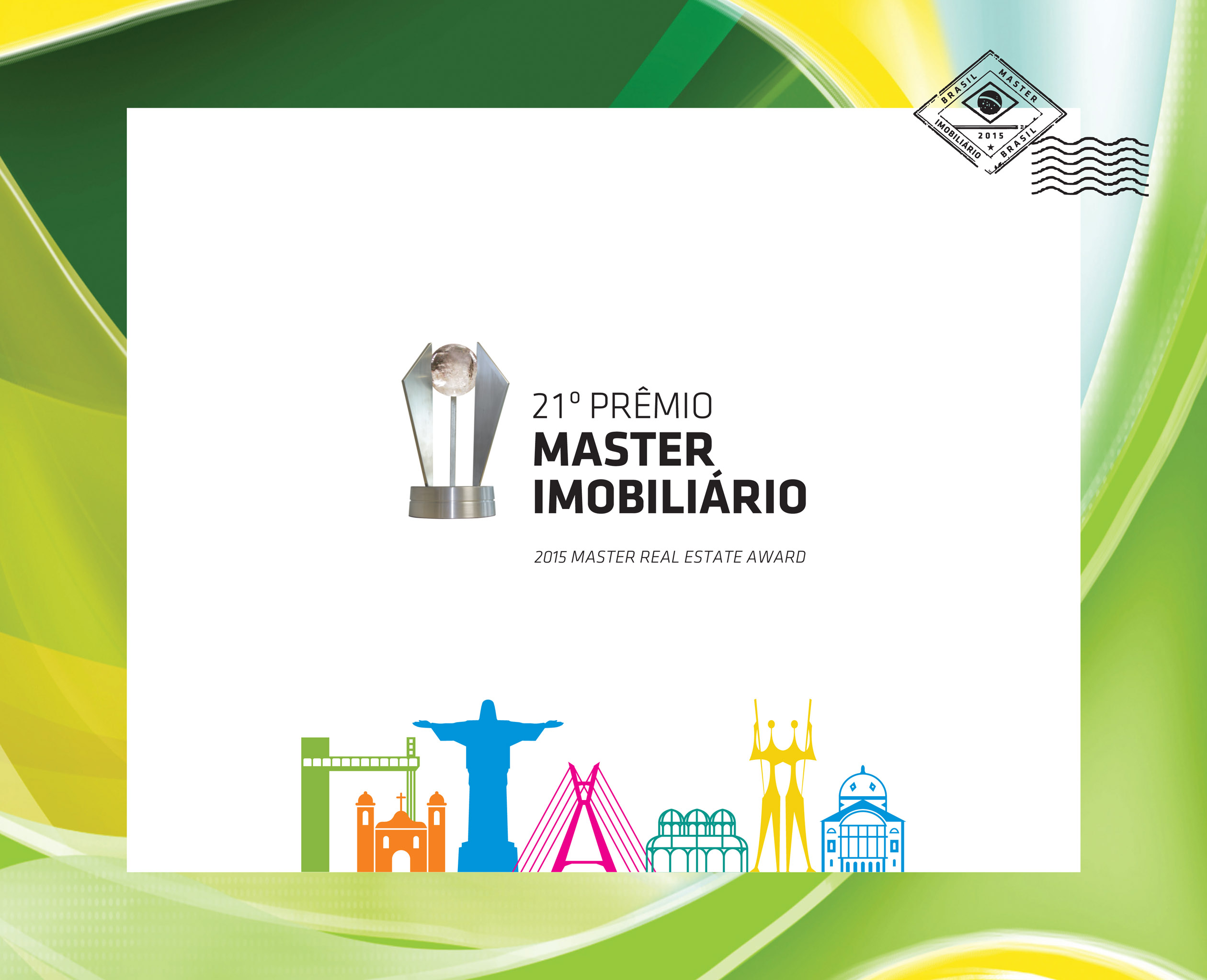 Revista - Pr�mio Master Imobili�rio 2015