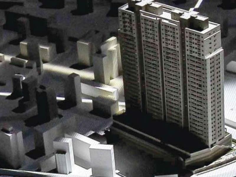 Campanha arrojada alia projeto com tecnologia multimídia para demonstrar uma nova forma de viver no centro