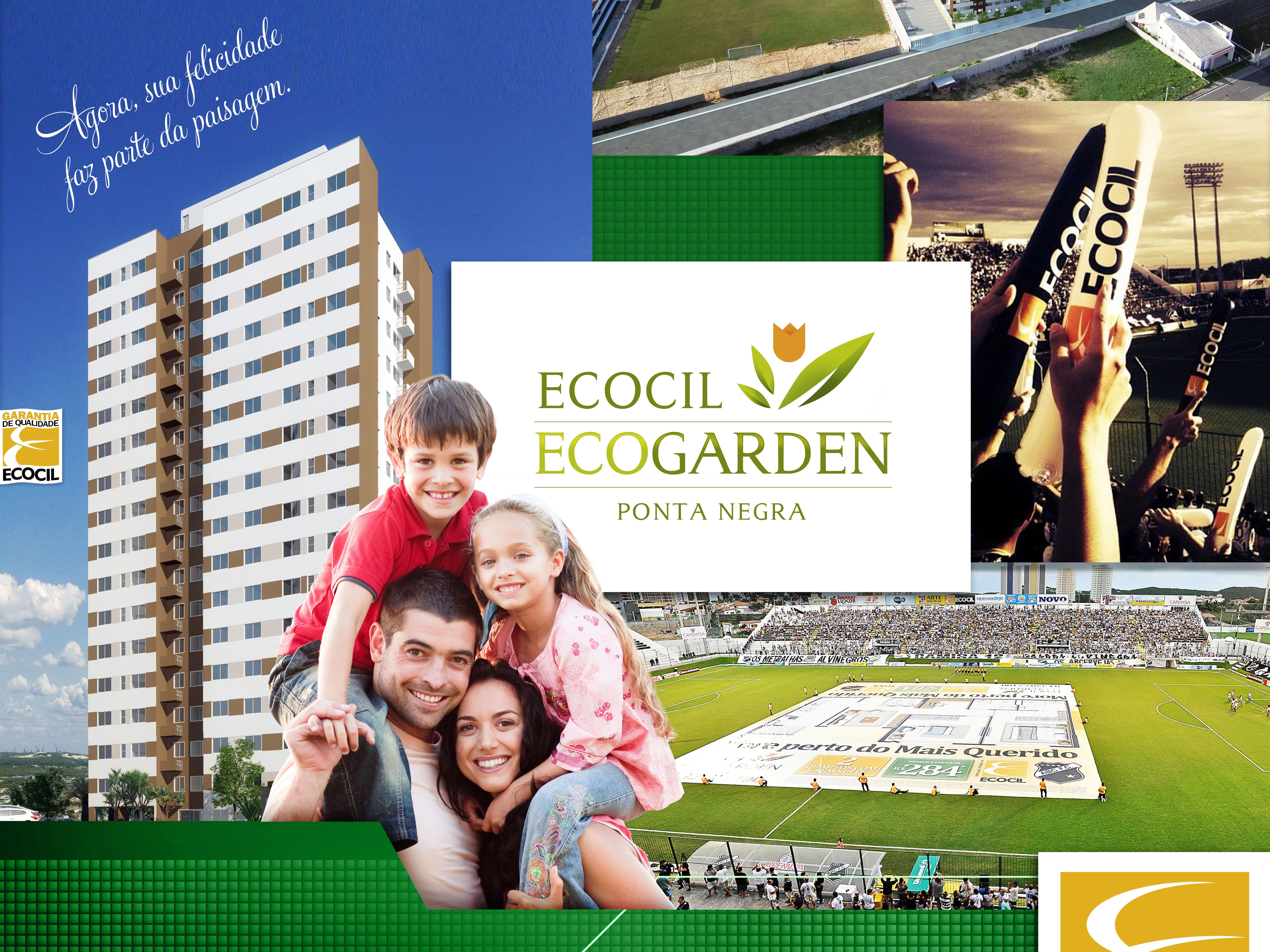 Ecocil Ecogarden Ponta Negra - ABC FC