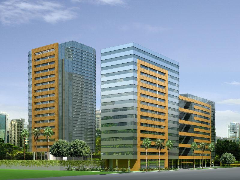 Edifício Corporativo WT Nações Unidas