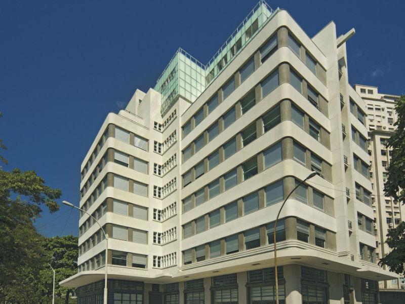 Edifício Standard Building