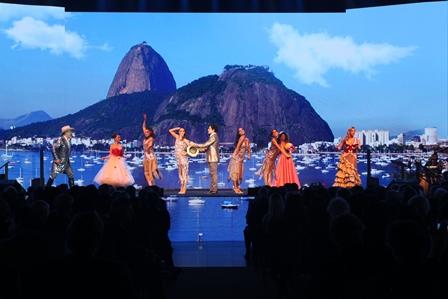 Brasil tem 16 trabalhos consagrados com o Prix d'Excellence
