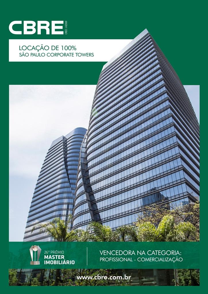 Consultoria CBRE – São Paulo Corporate Towers