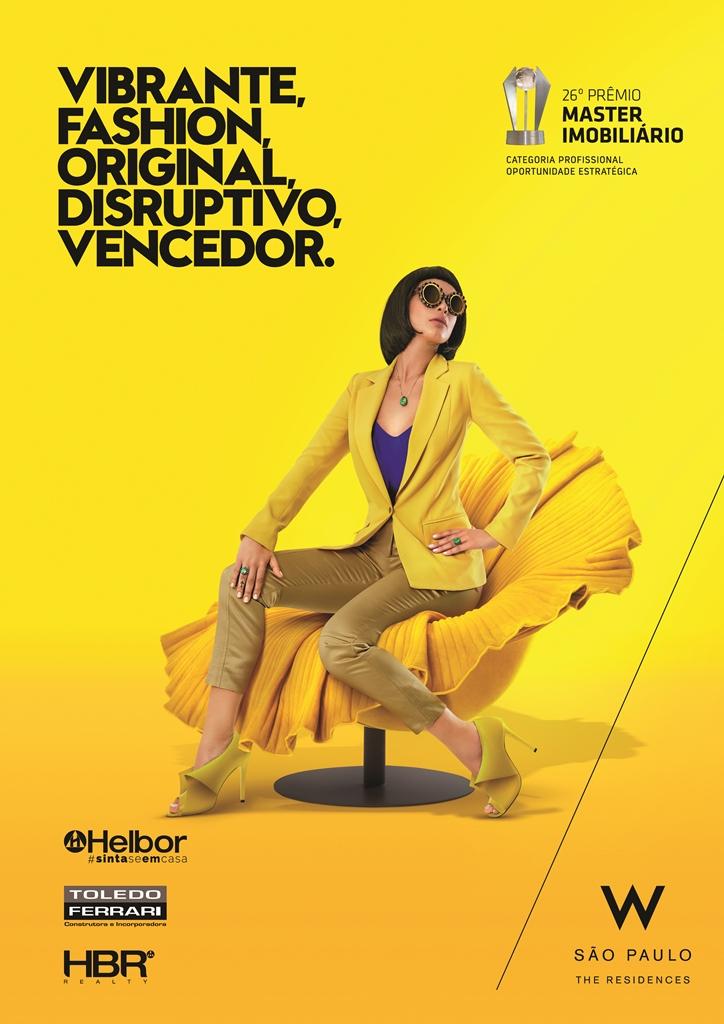 Helbor traz 1º empreendimento da marca W ao Brasil