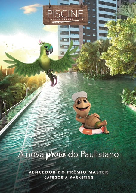 Piscine Station – A nova praia do paulistano