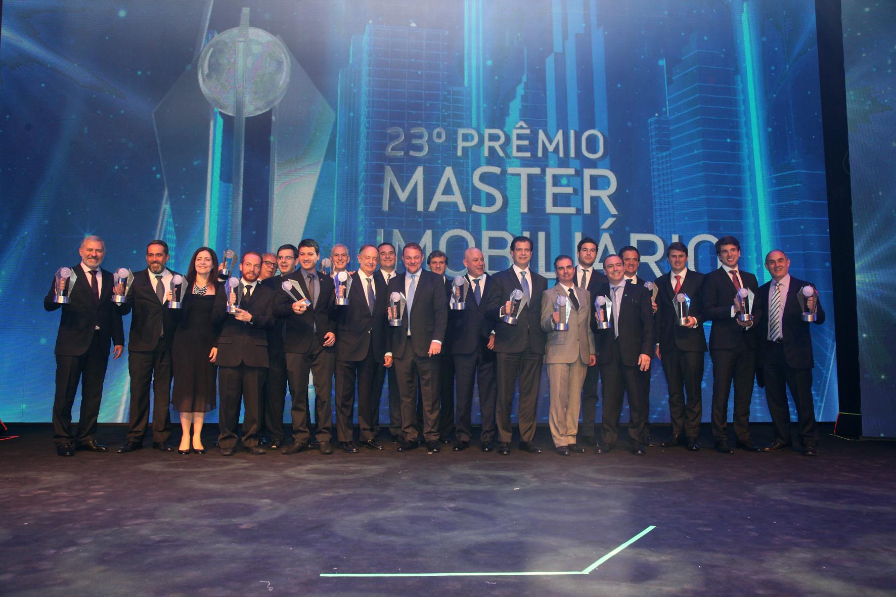 Tudo sobre a festa de entrega do Prêmio Master Imobiliário 2017