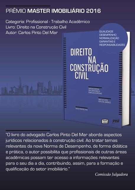 Livro: Direito na Construção Civil
