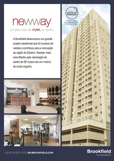 New Way - o residencial que iniciou a transformação do Glicério