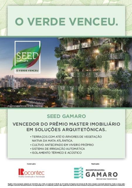 Seed Gamaro - O Verde Venceu