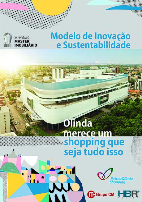 Patteo Olinda Shopping:  o shopping de Olinda