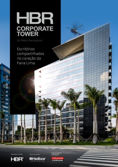 HBR Corporate Tower: novas possibilidades