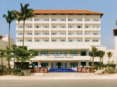 Jequitimar Resort Residence (SP)
