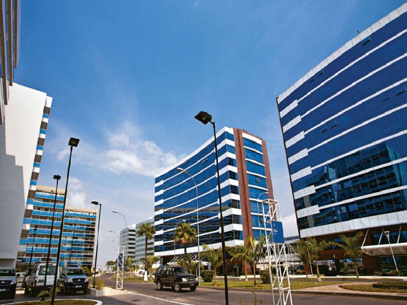 Organização Odebrecht - Reconhecimento do mercado imobiliário internacional