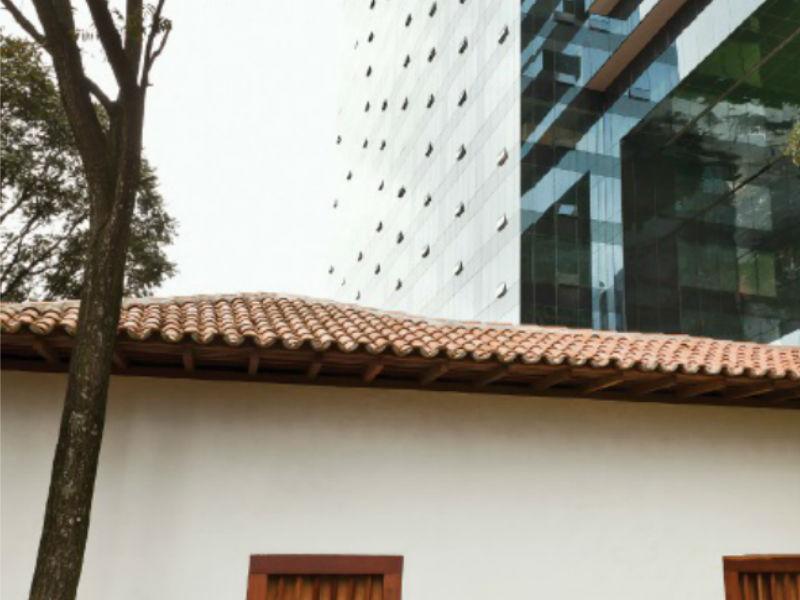 Restauração da Casa Bandeirista do Itaim Bibi