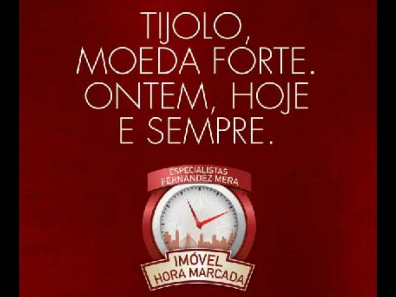Tijolo Moeda Forte